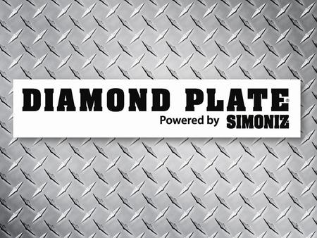 Simoniz Diamond Plate