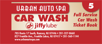 5 Full Service Car Washes